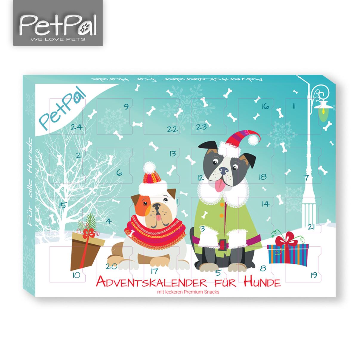 Weihnachtskalender Für Hunde.Adventskalender Für Hunde 2017